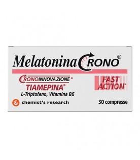 MELATONINA Crono 1mg 30 Cpr