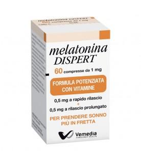 Melatonina Dispert 1mg 60 compresse