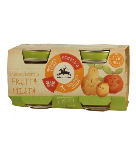 ALCE OMO Frutta Mista 2x80g