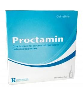 PROCTAMIN Gel Rett.6 Micr.7g