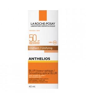 Anthelios Blur Levigante Ottico Crema Uniformante SPF 50 Tonalità 1 Rosè 40 ml