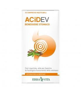 ACID EV 30 Compresse masticabili ErbaVita