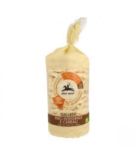 ALCE Gallette Riso Int.Cereali