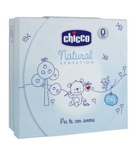 Chicco Natural Sensation Regalo Small Azzurro 0m+