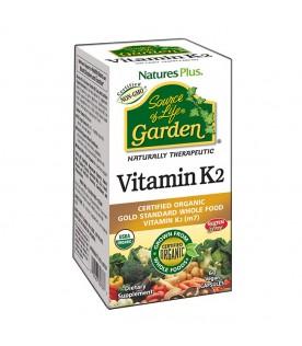 SOURCE Of Life Garden Vit.K2