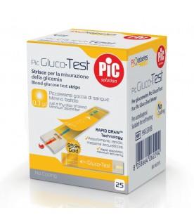 Pic Glucotest 25 Strisce per Glicemia