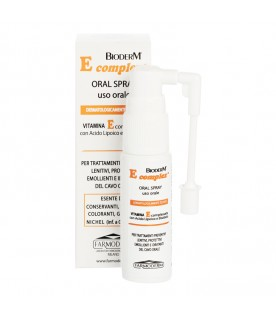 BIODERM E Cpx Oral Spray 20ml