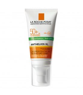 Anthelios XL Gel-Crema Colorata Tocco Secco Anti-Lucidità SPF 50+ Protezione Solare Molto Alta 50 ml