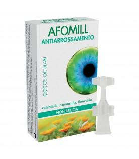 AFOMILL Antiarrossamento gocce oculari 10 flaconcini monodose 0,5 ml