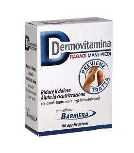 Dermovitamina Ragadi Mani e Piedi - Gel lenitivo e cicatrizzante - 7 ml