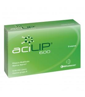 ACILIP*600 20 Compresse