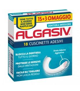 ALGASIV 15 Cuscinetti Inferiori + 3 Omaggio