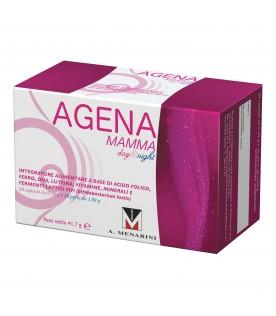 AGENA MAMMA Day&Night 30 Compresse + 30 Perle
