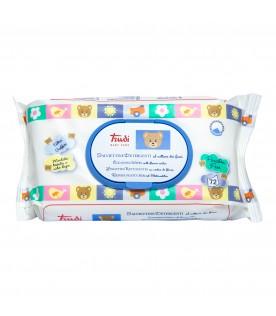Trudi Baby Care Salviette detergenti 72 pezzi