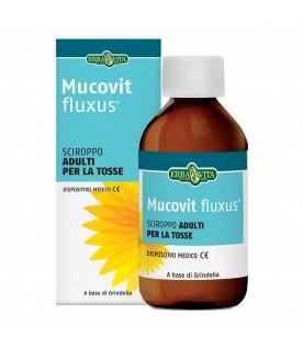 MUCOVIT Fluxus Sciroppo Adulti 200 ml ErbaVita