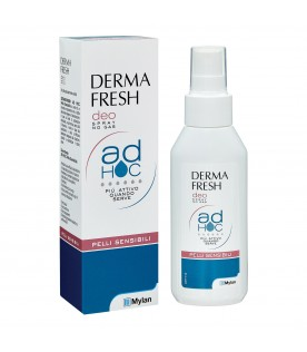 Dermafresh Deo Pelle Sensibile Latte Deodorante 100 ml