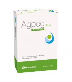 AGPEG Plus 4 Bustine 60g