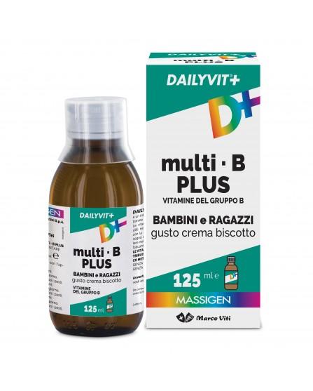 MASSIGEN DailyVit+MultiB 125ml