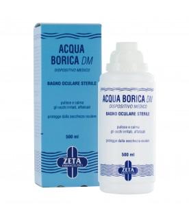 Acqua Borica Bagno Ocul Ster