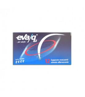 EVA-QU 12 Supposte Effervescenti