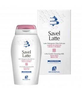 SAVEL Latte Det.Viso 200ml