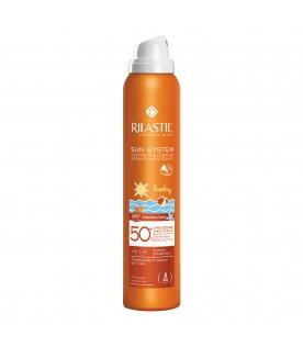 RILASTIL Sun System Pediatrico Spray Trasparente Spf50+