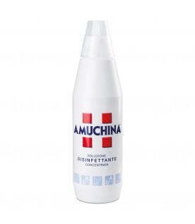 AMUCHINA 100% Soluzione Disinfettante Concentrata 1 Litro