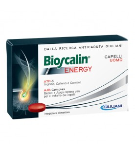 Bioscalin Energy 30 compresse Anticaduta Uomo