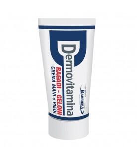 Dermovitamina Ragadi Geloni - Crema rigenerante intensiva per mani e piedi - 75 ml