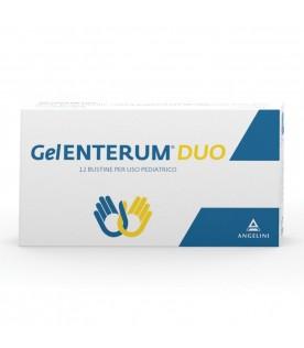GELENTERUM DUO 12 Bustine 250 mg