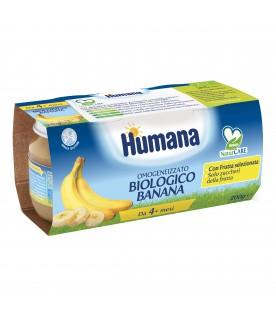 OMO HUMANA Banana 2x100g