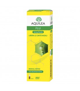AQUILEA FLU Spy Nasale 15ml