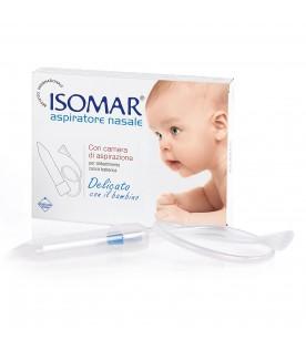 ISOMAR Aspiratore Nasale + 3 filtri di ricambio
