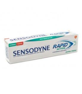 SENSODYNE Dentifricio Rapid Action 75 ml