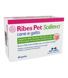 RIBES PET Sollievo 60 Perle