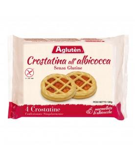 AGLUTEN Crost.Albicocca 180g