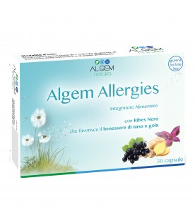 ALGEM ALLERGIES 30 Cps