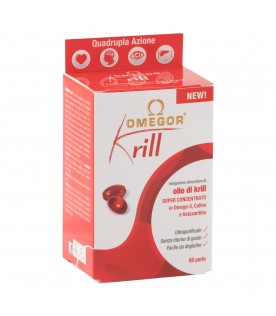OMEGOR Krill 570mg 60 Cps