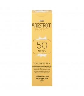 Angstrom Crema Viso SPF 50+ Protezione Solare Alta 40 ml
