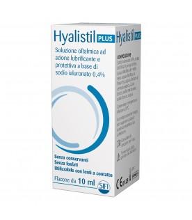 HYALISTIL PLUS Gocce Oculari 10 ml