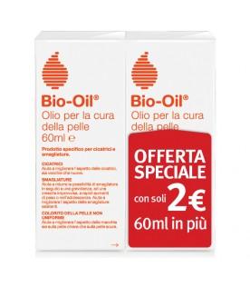 Bio-oil Olio Cura Pelle 2x60ml