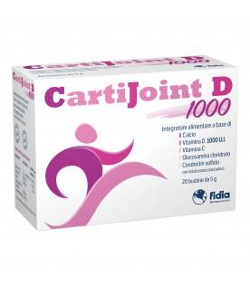 CartiJoint D 1000 20 Bustine 5g