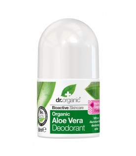 DR ORGANIC Aloe Deod.50ml