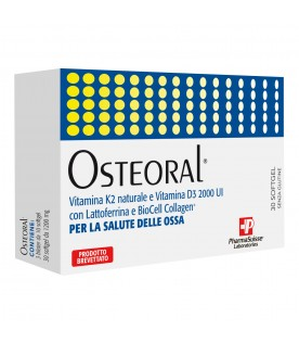 OSTEORAL 30 Cps molli