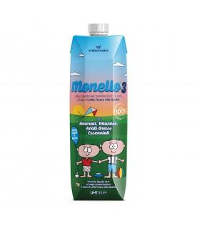 MONELLO 3 Latte 1/3 Anni 1Lt