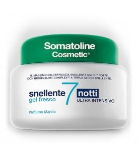 Somatoline Cosmetic Snellente 7 Notti Gel Fresco 400 ml