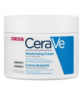 CeraVe Crema Idratante 340 g