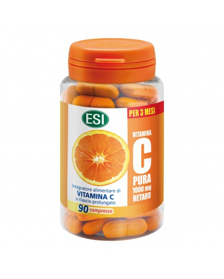 Vitamina C Pura Retard 90 Compresse ESI