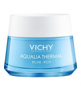 Aqualia Thermal Crema Ricca Pelli Secche Sensibili Vaso 50 ml