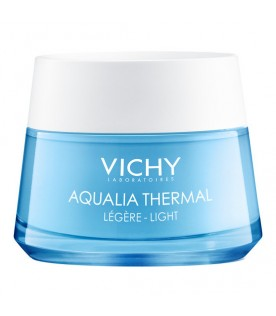 Aqualia Thermal Crema Leggera Pelli Normali Miste Sensibili Vaso 50 ml